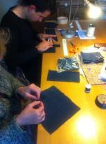 Rakusu Sewing May 2015