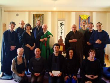 Doshin & Daishin's Jukai in Ireland 2015